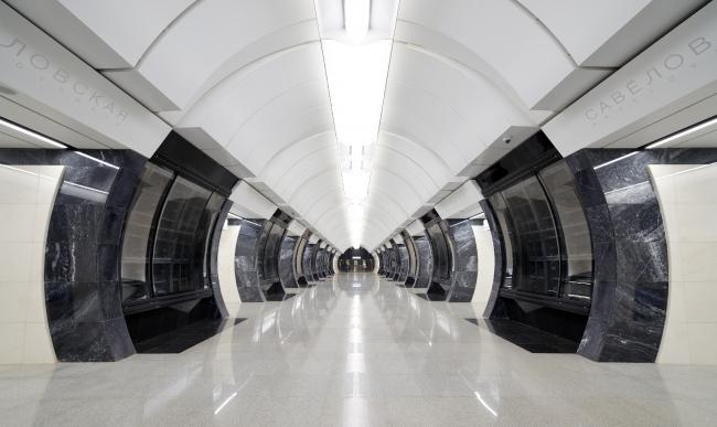 Станция «Савеловская»