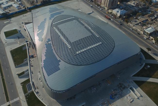 Конгресс-центр в Баку