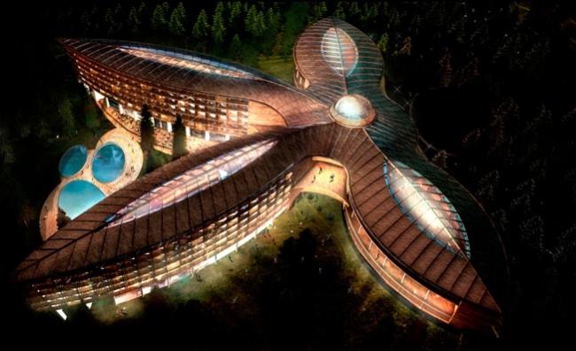 Mriya Resort & Spa, Крым