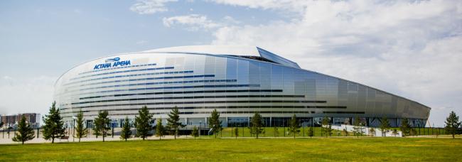 Стадион «Астана Арена»