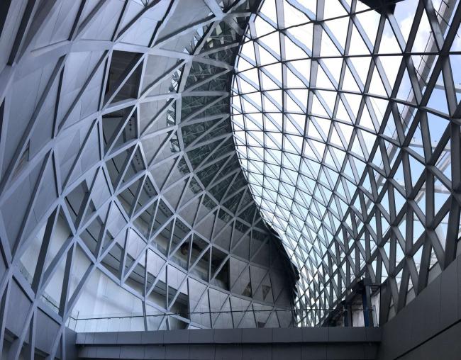 Комплекс Jewel в аэропорту Чанги