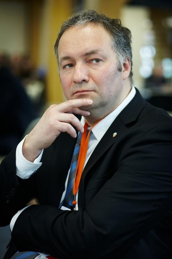 Олег Панитков, генеральный директор Ассоциации деревянного домостроения