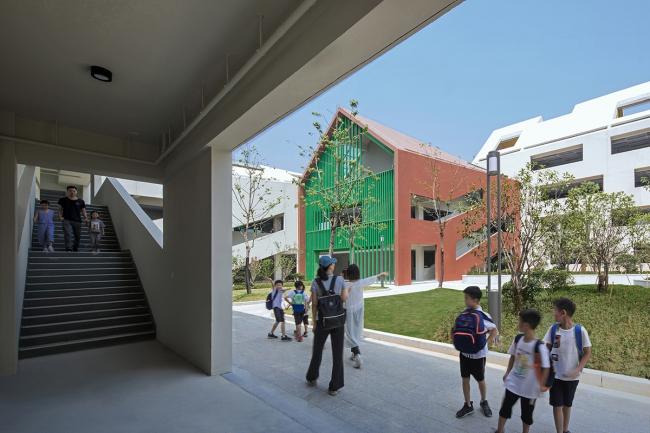Школа Хайшу в Городе будущего науки и техники Ханчжоу
