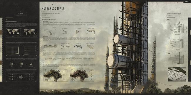 Проект Methanscraper