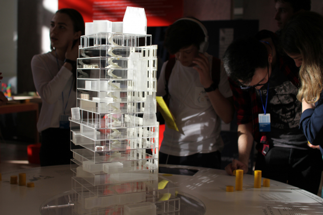 IND architects. Дом будущего сегодня.  Арх Москва 2019