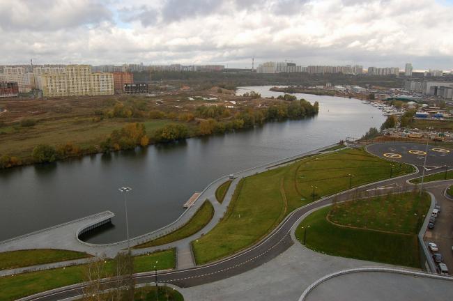 Дом правительства Московской области © ПТАМ Хазанова