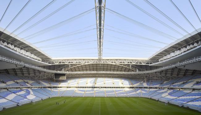 Стадион Аль-Джануб