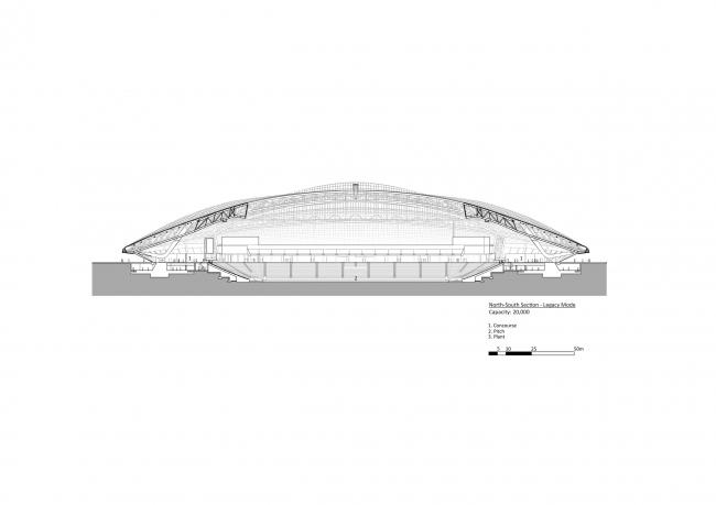 Стадион Аль-Джануб. Состояние после окончания ЧМ-2022