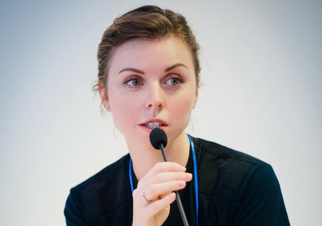 Ирина Кузнецова, куратор проекта Открытый город