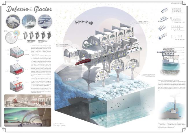 Проект «Защита ледника». Авторы: Пэй Чи Цай, Чао Чунь Кунг, Тайвань