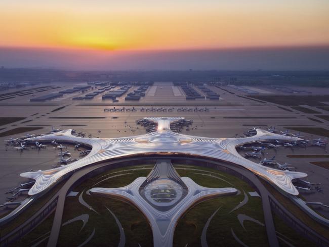 Харбинский международный аэропорт «Тайпин» – терминал 3