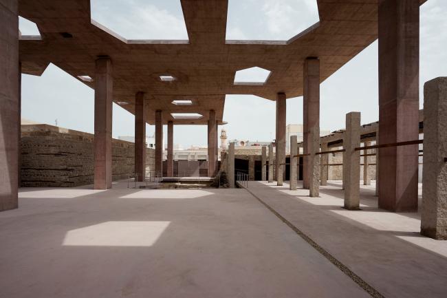 Pearling Site – музей и входная зона Жемчужного пути