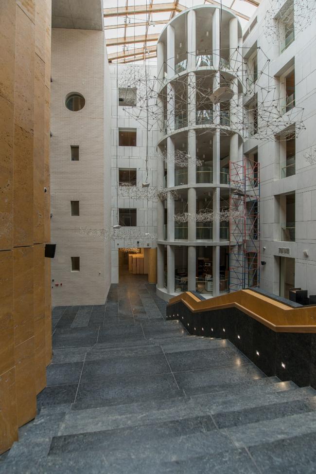 Boris Eifman Dance Academy, 2nd stage. Foyer