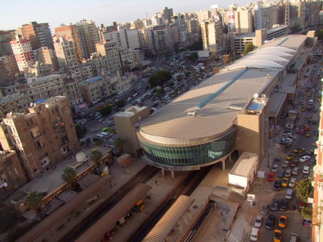 Железнодорожная станция Сиди Габер, Александрия