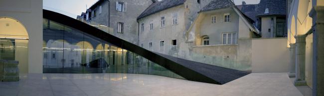Городской музей Любляны - реконструкция © Ofis