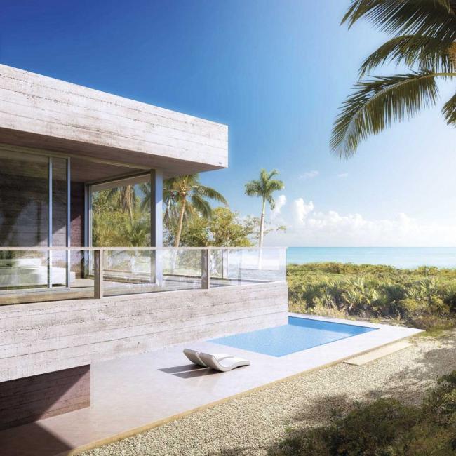 Дэвид Чипперфильд. Вилла © David Chipperfield Architects