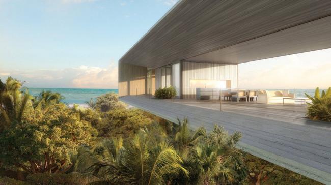 Чад Оппенхайм. Вилла © Oppenheim Architecture + Design
