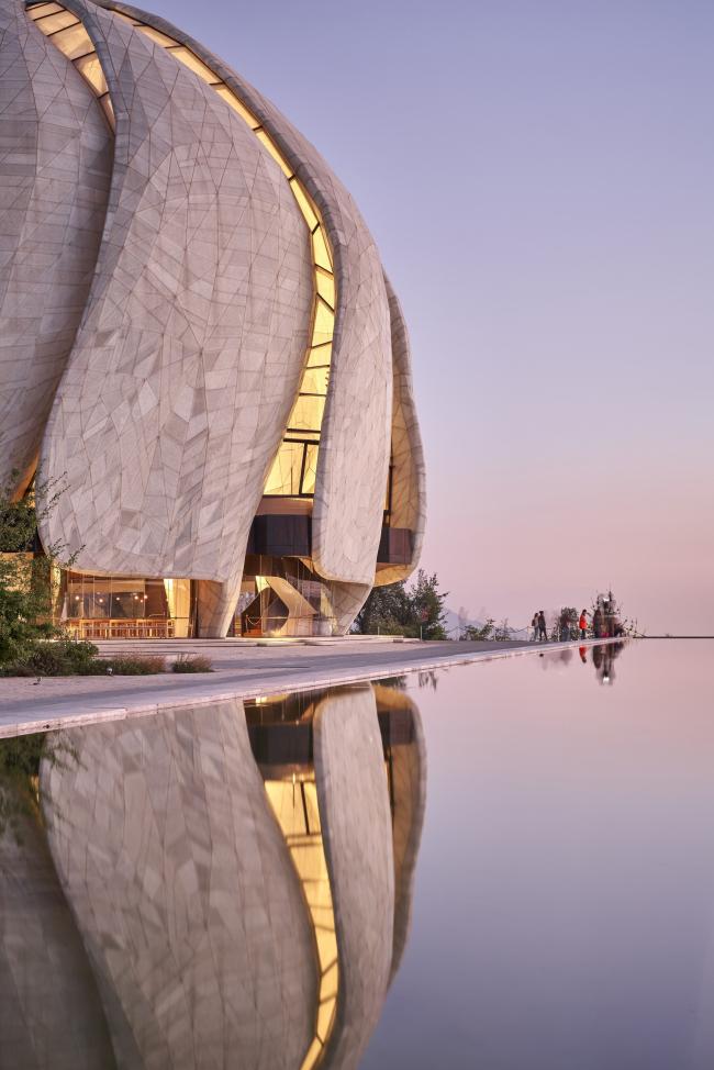 Храм бахаитов Южной Америки