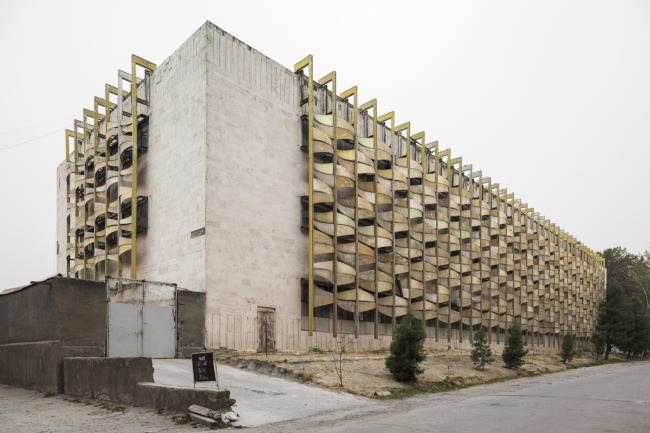 Завод буровых инструментов в Самарканде. 1980-е годы