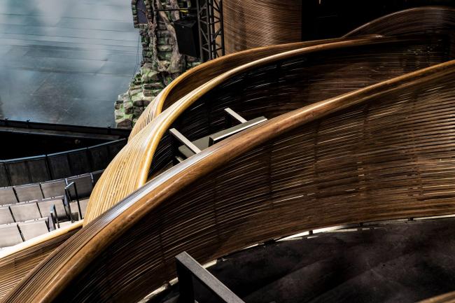 Реконструкция театра «Альянс» в Атланте