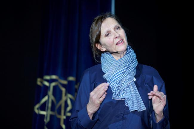 Кристин Бинсвангер, старший партнер Herzog & de Meuron