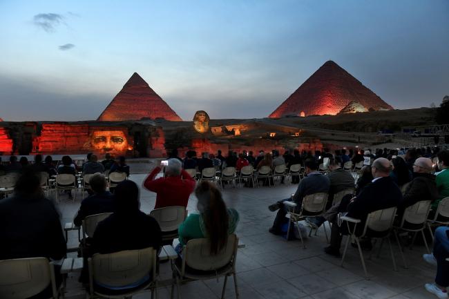 6-й Форум LafargeHolcim Foundation по устойчивому строительству. Пирамиды как пример устойчивого строительства