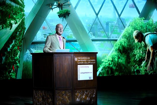 Лорд Норман Фостер, глава Foster + Partners