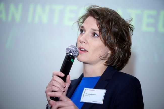 Марселла Ханш, основатель Pacific Garbage Screening