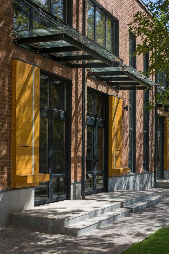 Реновация промышленной территории под лофт-квартал апартаментов Studio #8