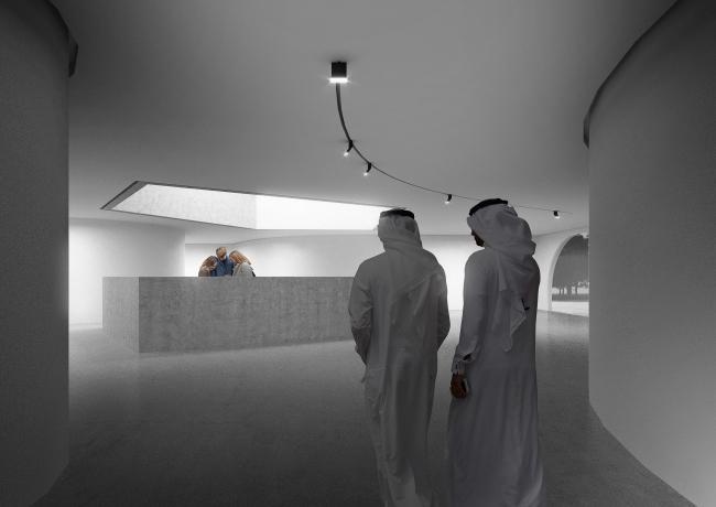 Музей Ходжи Ахмеда Яссауи. Вариант 2