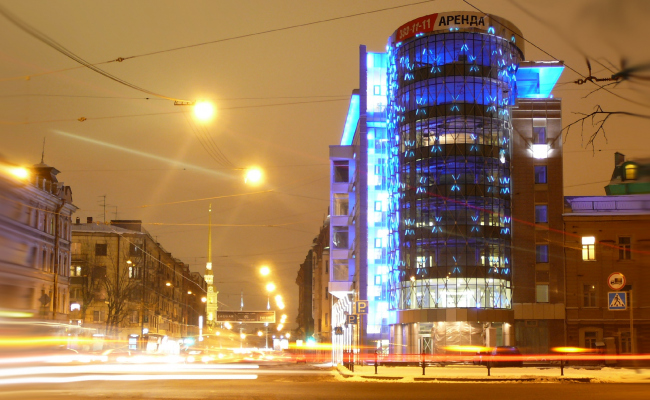 Бизнес-центр «Аполло», Санкт-Петербург