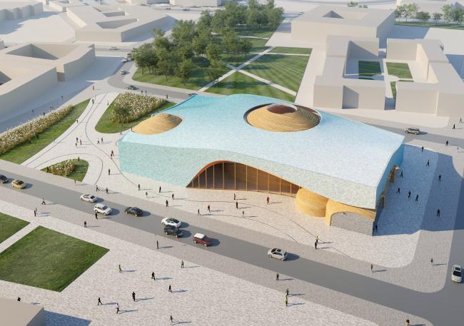 Центр Назарбаев-Казахстан