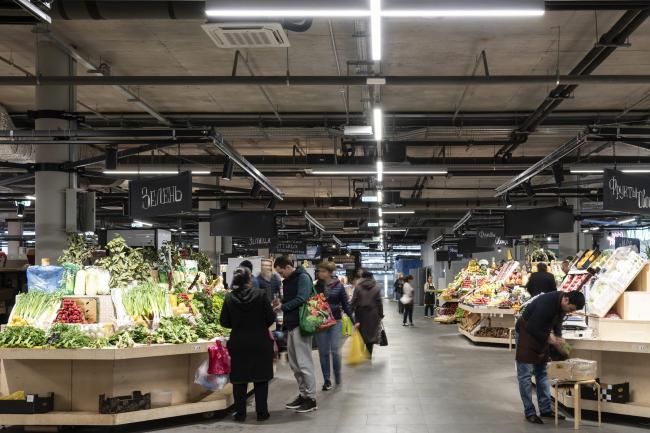 Рынок «Багратионовский»