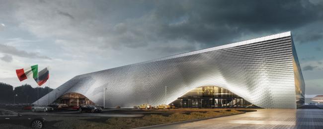 Аэропорт в Челябинске