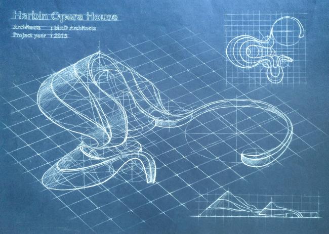 Оперный театр в Харбине