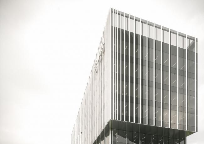 Бизнес центр на проспекте Магилик Ел в Нур-Султане, Казахстан. Проект бюро «Новое».