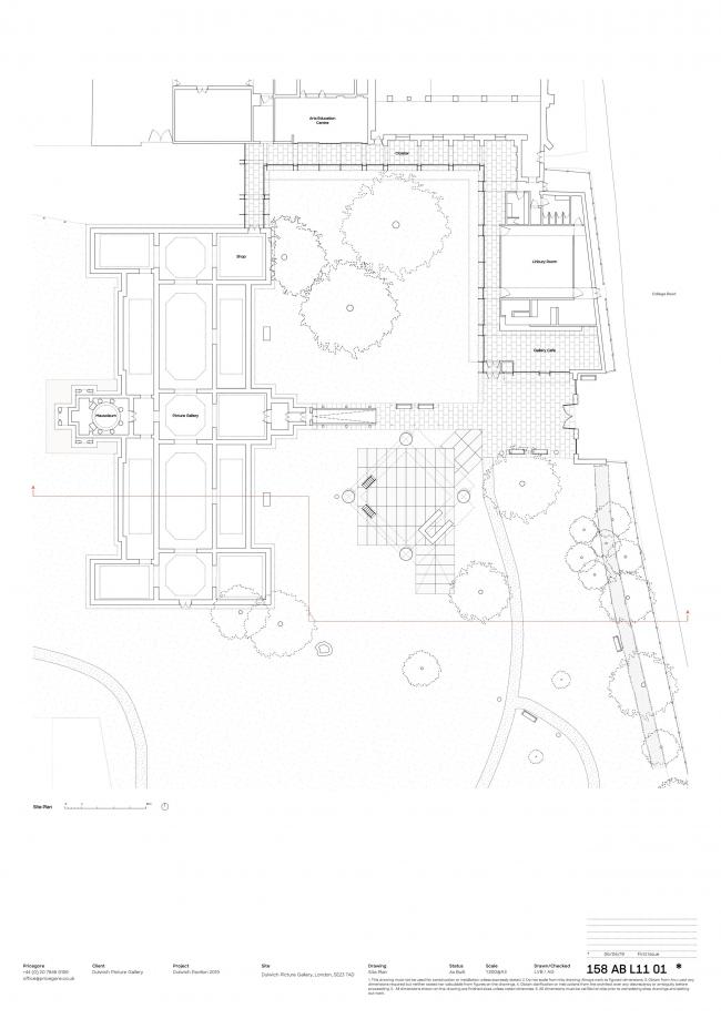 The Colour Palace – Далиджский павильон 2019