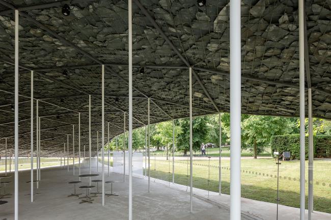 Летний павильон галереи «Серпентайн» 2019