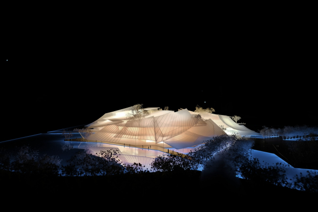 Большой театр в Иу
