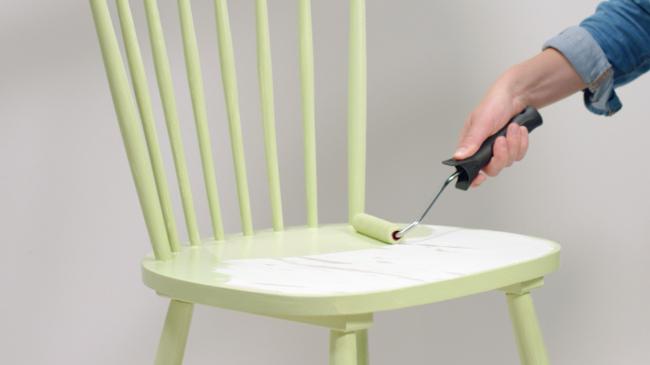 Краска «Легко Обновить» – Мебель и дерево