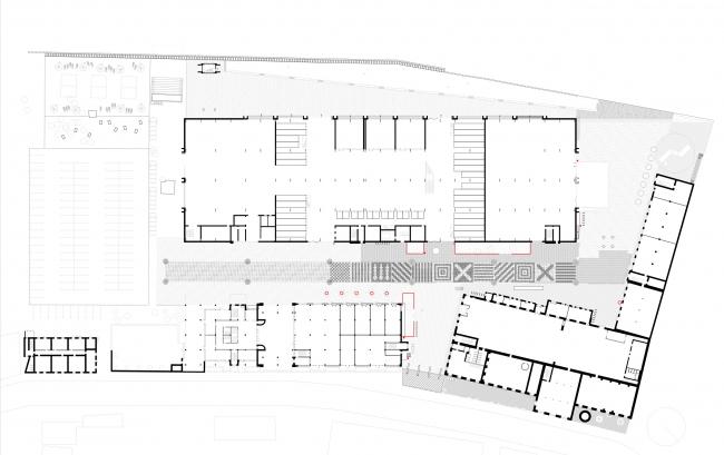 Генплан. Севкабель ПОРТ: проект-перспектива нового общественного пространства