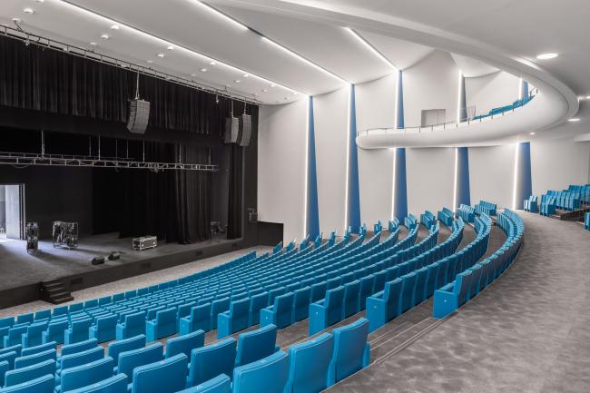 Дворец конгрессов и казино в Кап-д′Агд