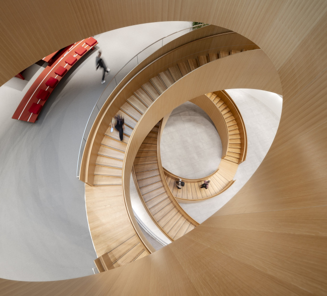 Олимпийский дом. Штаб-квартира Международного Олимпийского комитета (МОК)