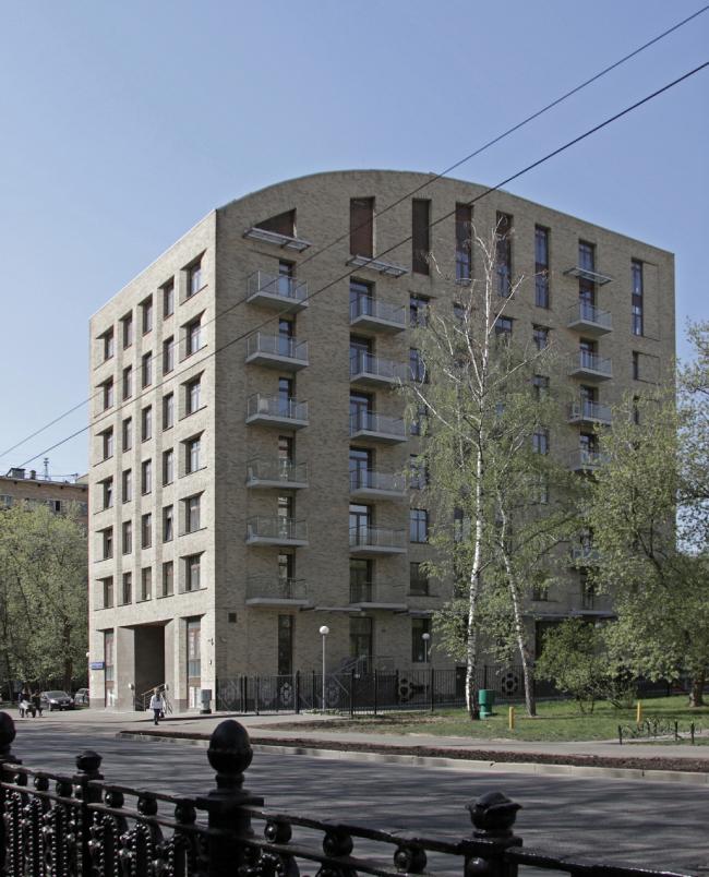 """Plan. The housing complex """"Shchastye na Serpukhovke"""""""