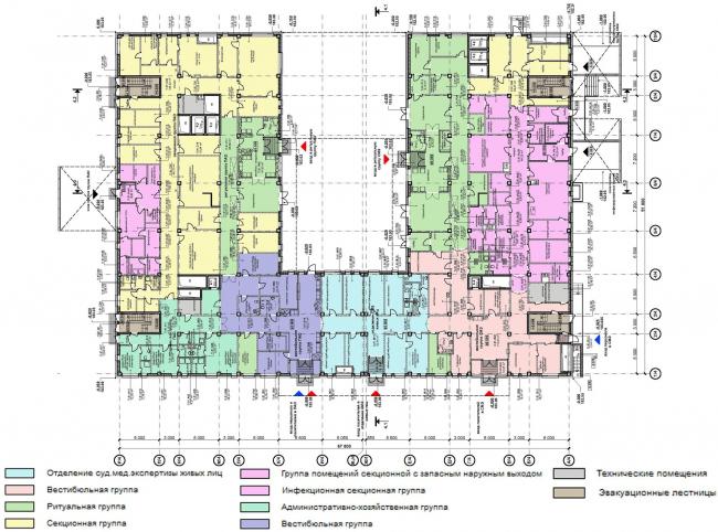 Больница с родильным домом, Коммунарка