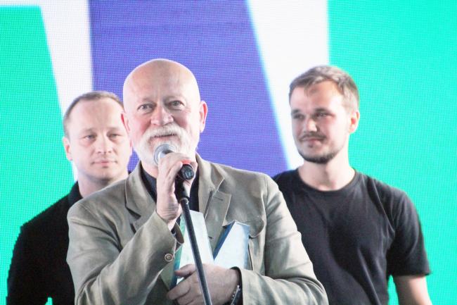 Николай Шумаков, президент Союза архитекторов