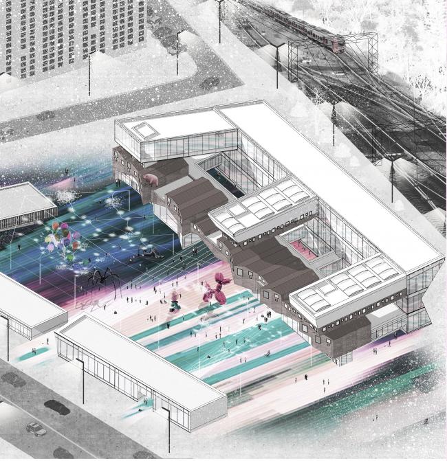 Работа Ксении Ашитко «Развитие арт-резиденций в структуре крупнейшего города/ на примере Москвы»
