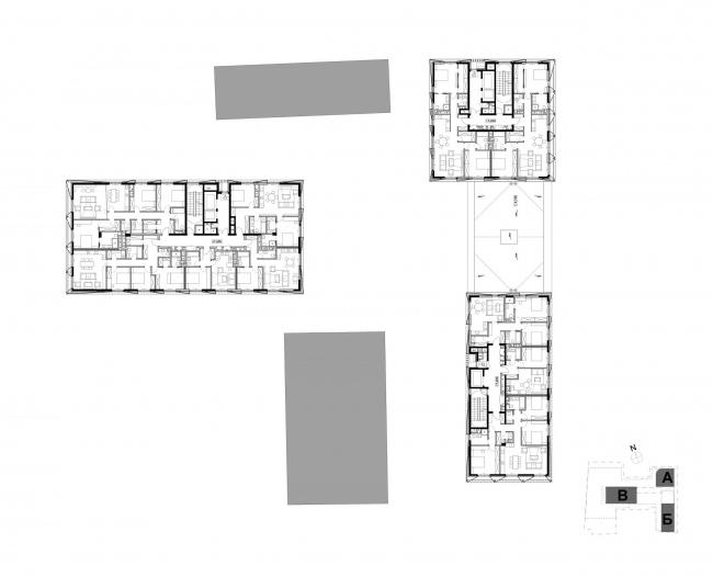 Жилой комплекс «Медный 3.14»