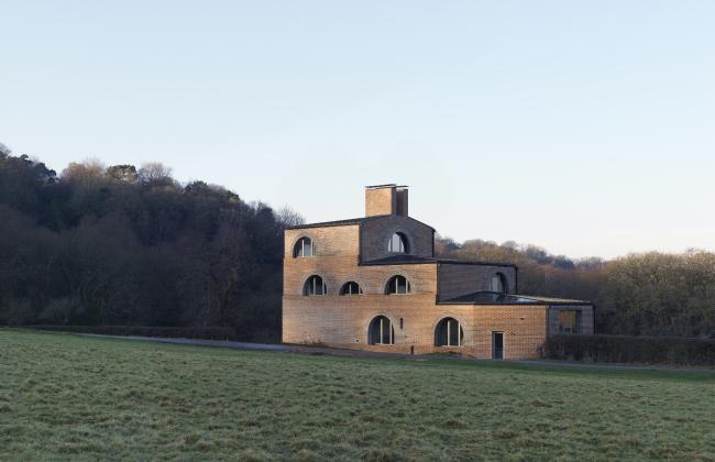 Частный дом Nithurst Farm, Западный Суссекс.  Adam Richards Architects