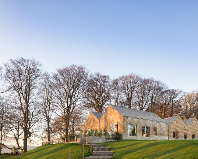 Кингсвудская подготовительная школа и детский сад, Бат.  Stonewood Design